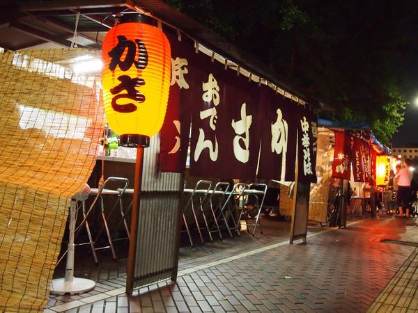 蔵本通りの屋台 image