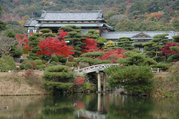 毛利氏庭園 image