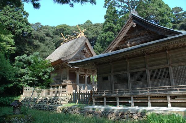 玉若酢命神社 image