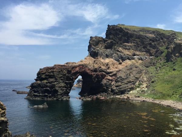 国賀海岸 image
