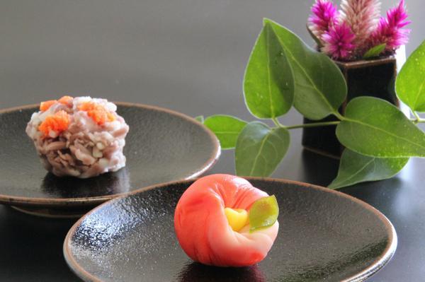 松江の和菓子づくり体験 image