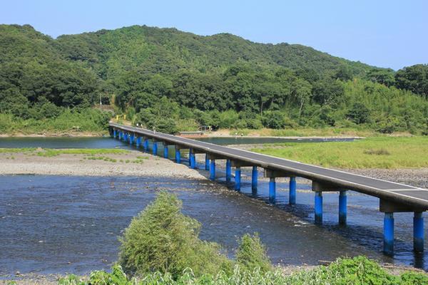 佐田沉下桥 image