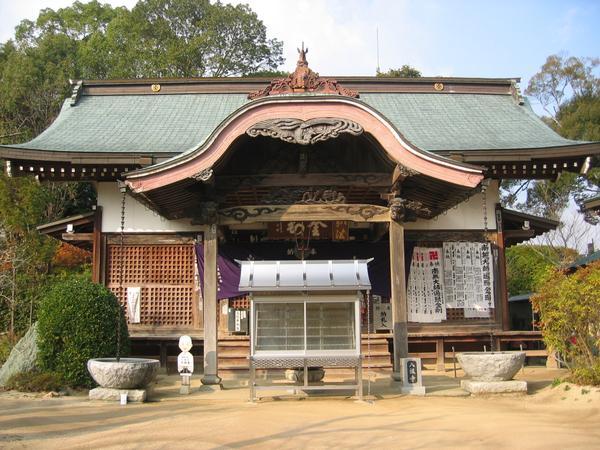 熊野山八坂寺 image
