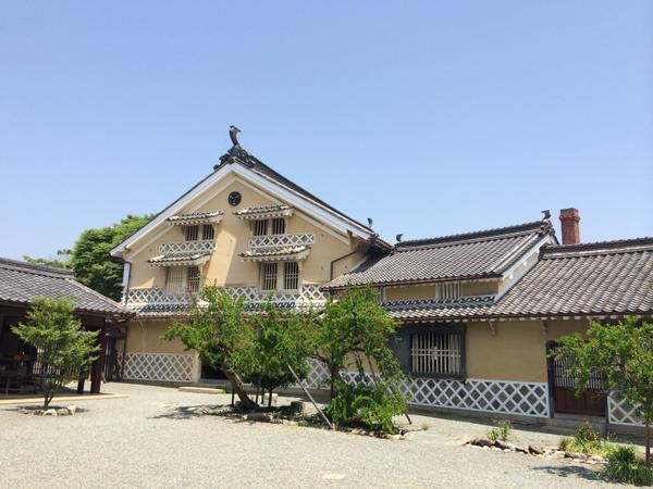 บ้านโบราณคามิฮะกะเท หอเอกสารโมะคุโรชิเรียวคัง image