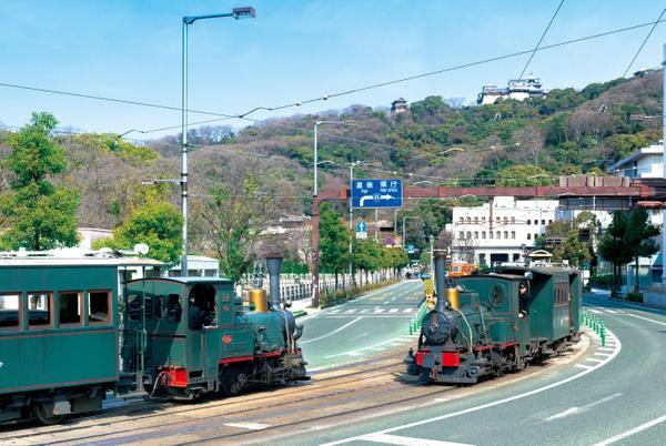 坊っちゃん列車 image