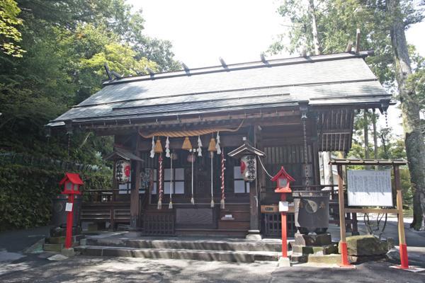 伊香保神社 image