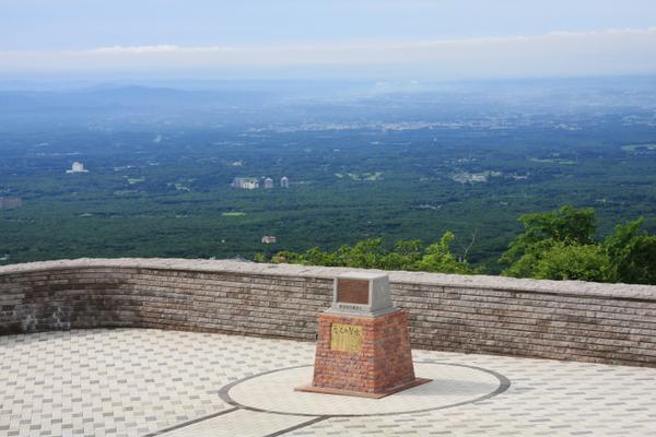 那須高原展望台(恋人の聖地) image