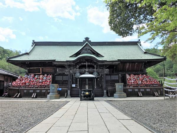 少林山達磨寺 image