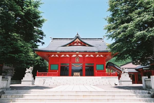 赤城神社 image