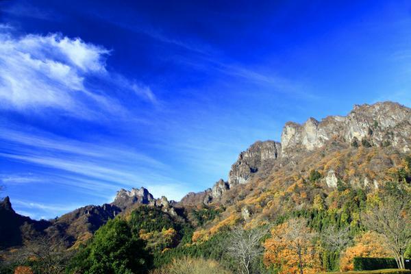 妙義山 image