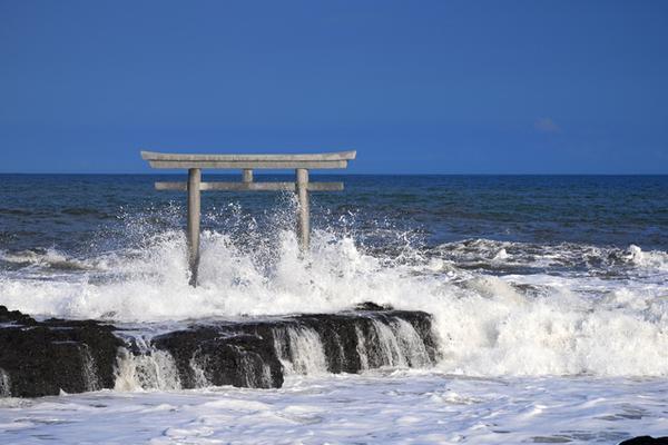 大洗海岸 image