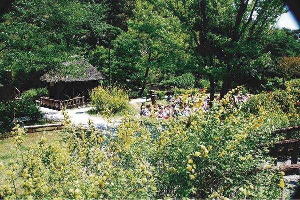 山吹の里歴史公園 image