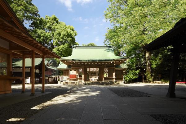 川越氷川神社 image
