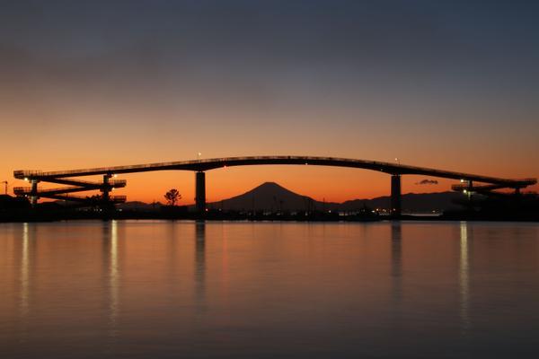 恋人の聖地/中の島大橋 image