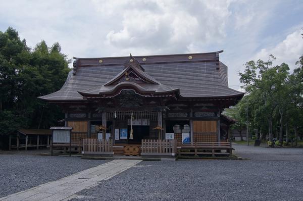 夷隅神社 image