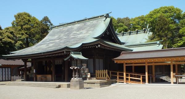 武蔵一宮 氷川神社 image