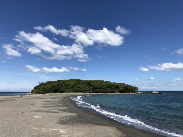 沖ノ島海水浴場 image