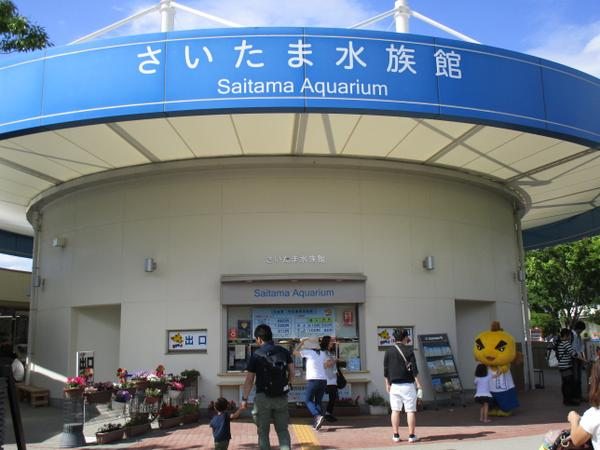 พิพิธภัณฑ์สัตว์น้ำไซตามะ image