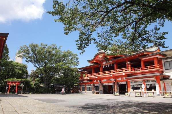 千葉神社 image