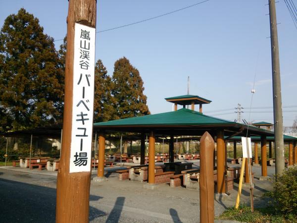 嵐山渓谷バーベキュー場 image