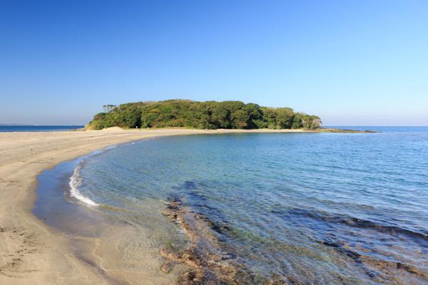 沖之島公園 image