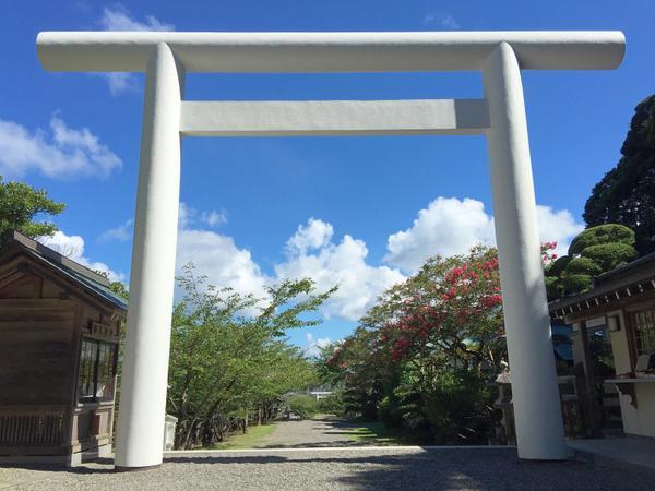 安房神社 image