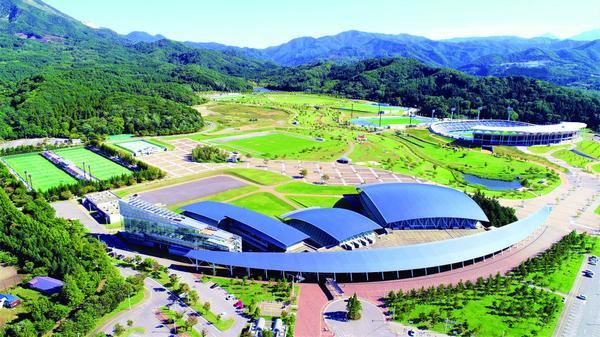 新青森県総合運動公園 image