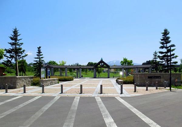 青森市スポーツ公園わくわく広場 image