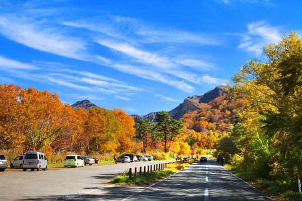 磐梯山ゴールドライン image