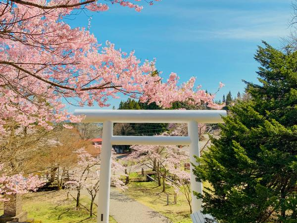 土津神社 image