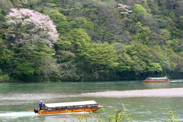 Mogami River Basyo Line Descent image