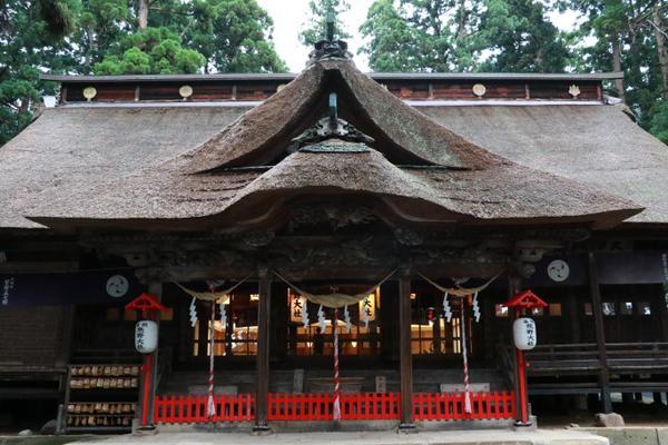熊野大社例大祭 image