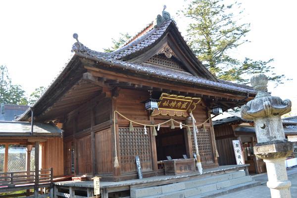 荘内神社 image
