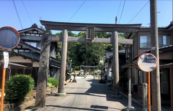 鳥海山大物忌神社 image