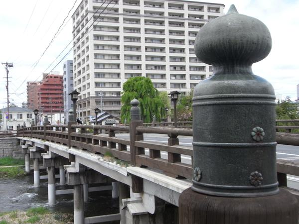 上の橋擬宝珠 image