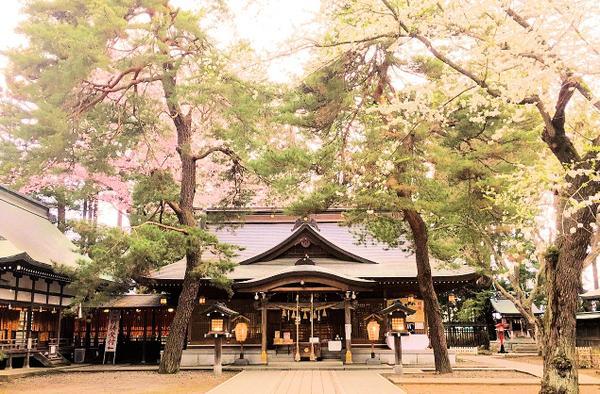 陸中一宮 駒形神社 image