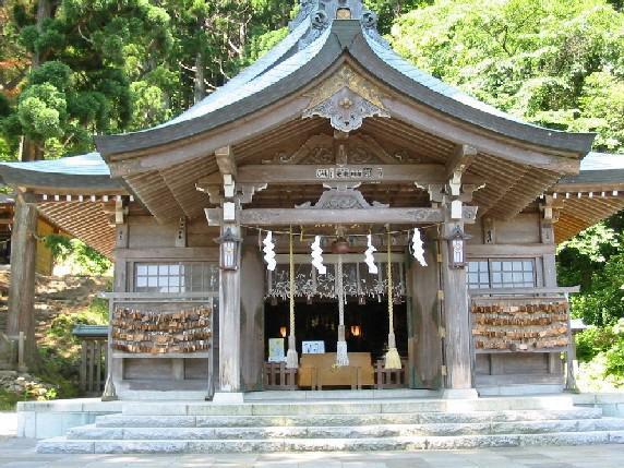 真山神社 image