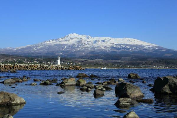 鳥海山 image