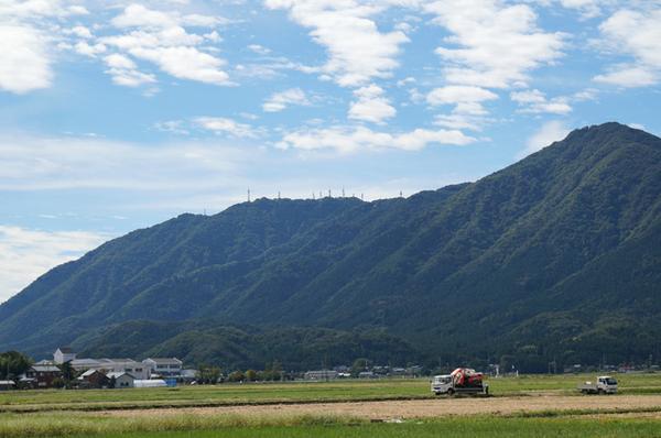 弥彦山 image