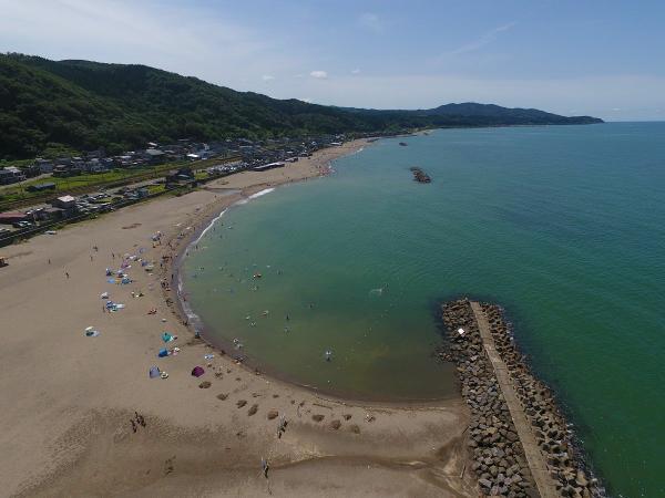 たにはま海水浴場 image