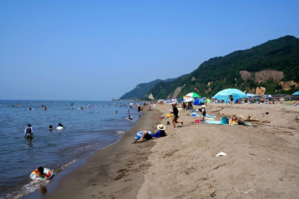 野積海水浴場 image