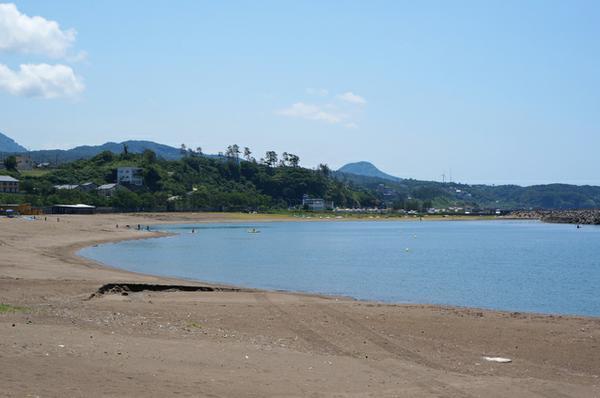 番神・西番神海水浴場 image