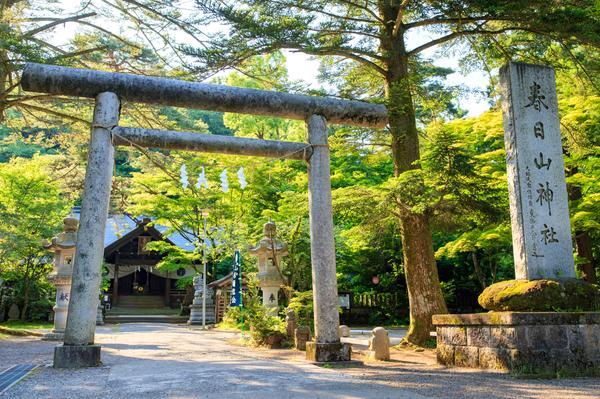 春日山神社 image