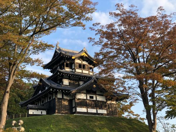 Takada Castle Three-story-Turret image