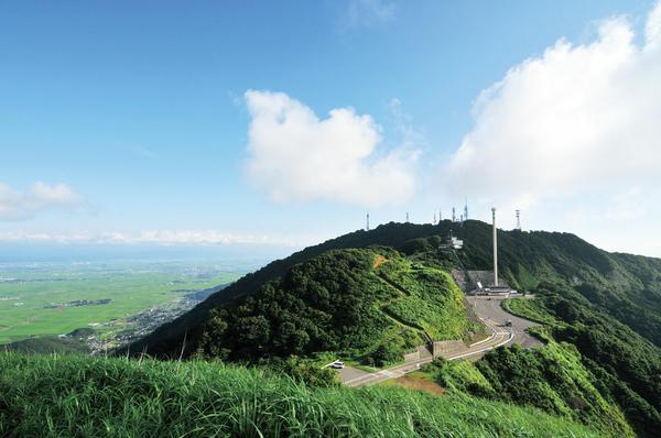 弥彦山スカイライン image