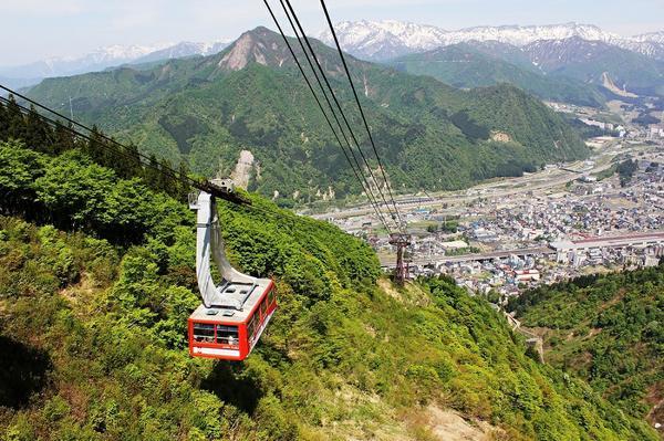 湯沢高原パノラマパーク、ロープウェイ/アルプの里 image