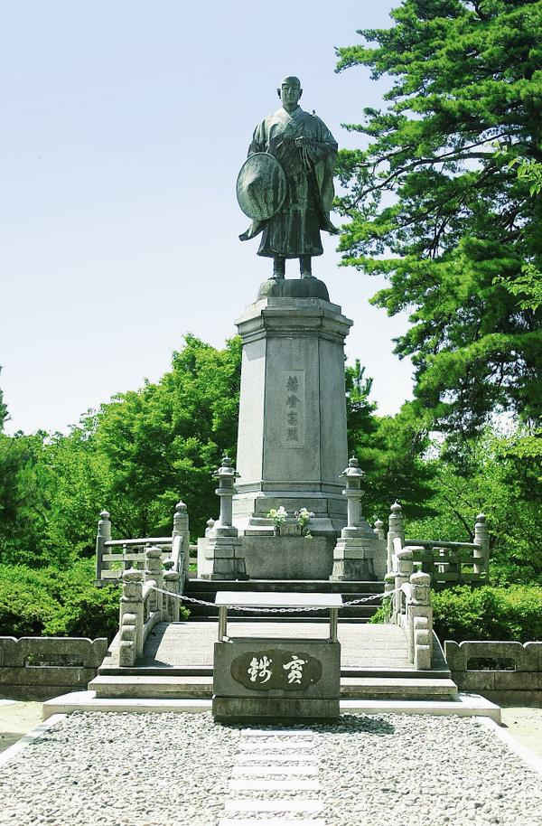 吉崎御坊跡(御山) image