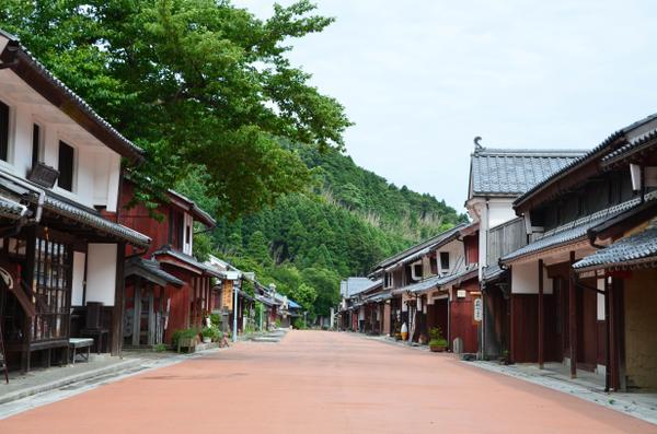 若狭鯖街道 熊川宿 image