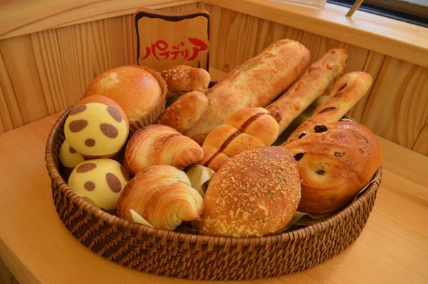 城下町のパン工房 パナデリア image