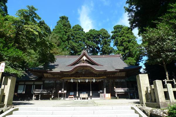 Tsurugi Shrine image